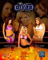 2007 - Divas Composite #426 Fine Art Print