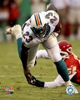 Ronnie Brown - 2007 Action Fine Art Print