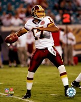 """Jason Campbell - 2007 Passing Action by Ahava - 8"""" x 10"""""""
