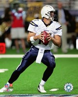 Philip Rivers - 2007 Action Fine Art Print