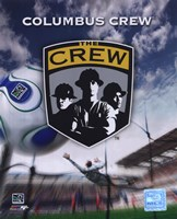 "Columbas Crew Team Logo (2007) by Ahava - 8"" x 10"" - $12.99"