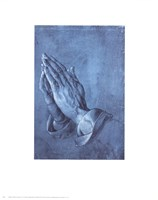 Praying Hands, c.1508 Framed Print