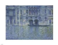 Palazzo da Mula - Venice Fine Art Print