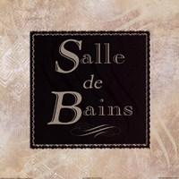 Salle de Bains Fine Art Print
