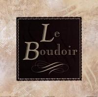 Le Boudoir Fine Art Print