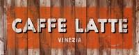 "Caffe Latte by Paulo Viveiros - 20"" x 8"""