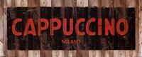 """Cappuccino by Paulo Viveiros - 20"""" x 8"""""""