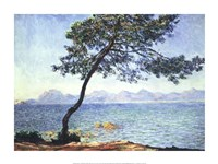 Antibes View Framed Print