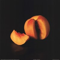 Just Peachy Fine Art Print