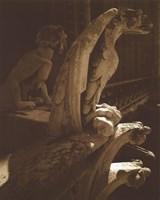 Gargoyle Fine Art Print