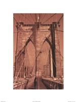 """12"""" x 16"""" Suspension Bridge"""