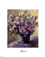 Vase of Flowers by Claude Monet - various sizes - $17.49