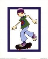 Skater Guy Fine Art Print