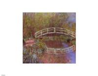 Le Pont Japonais by Claude Monet - various sizes