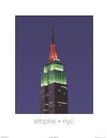 """Empire NYC by Ahava - 11"""" x 14"""""""
