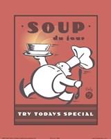 "Soup by Paulo Viveiros - 8"" x 10"""