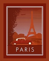 Paris Fine Art Print