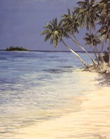 Tropical Inlet Fine Art Print