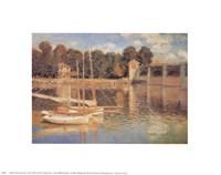 Il Pont d'Argenteuil Fine Art Print