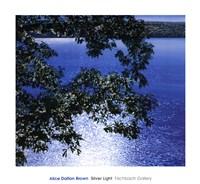 "Silver Light, 2006 by Alice Dalton Brown, 2006 - 25"" x 24"""