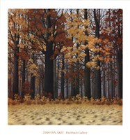 Autumn Wood Fine Art Print