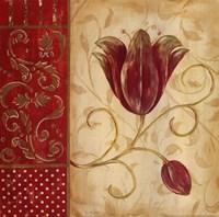 Red Tulip I Fine Art Print
