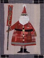 Santa Noel Fine Art Print