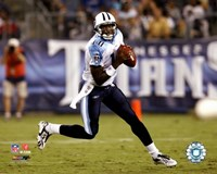 Vince Young - 2007 Action Fine Art Print