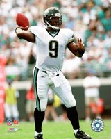 "David Garrard - 2007 Passing Action by Ahava - 8"" x 10"", FulcrumGallery.com brand"