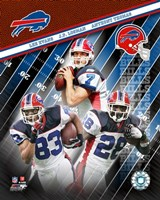 "2007 - Bills ""Big 3"" Fine Art Print"