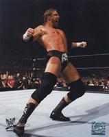 Triple H - (#442) Fine Art Print