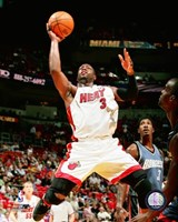 Dwyane Wade - 2007 Action Fine Art Print