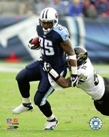 Lendale White - 2007 Action Fine Art Print