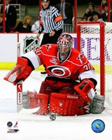 Cam Ward 2007-08 Action Fine Art Print