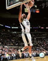 Tim Duncan 2007-08 Action Fine Art Print