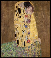 The Kiss, c.1908 Fine Art Print