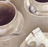 "Double Espresso by Sabrina Roscino - 10"" x 10"""
