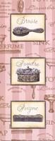 "Beaut Fminine Panel II - petite by Charlene Audrey - 4"" x 10"""