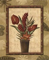 Paradisio Bouquet I Fine Art Print