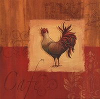 Cocorico II Fine Art Print