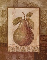 Rustic Pears I Mini