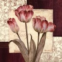 Trio Sonata III - mini Fine Art Print