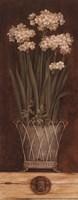 "Petit Jardin II - petite by Pamela Gladding - 4"" x 10"""