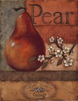 """Pear Crate - mini by Gregory Gorham - 11"""" x 14"""""""