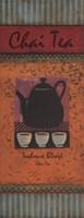 Chai Tea - petite Framed Print