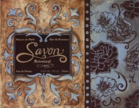 Savon de Paris Framed Print