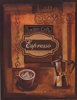 Italian Caffe Framed Print