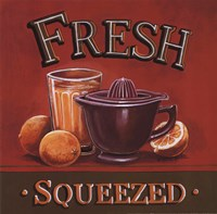 Fresh Squeezed Fine Art Print
