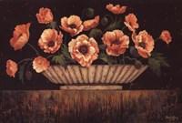 Elegant Poppies Fine Art Print