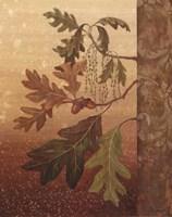 Oak Leaves Fine Art Print